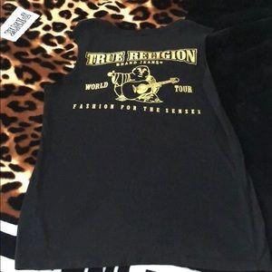 True Religion Muscle Tee💛
